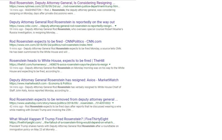 Rosenstein Headlines 2